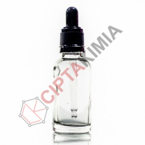 Botol Bening (Tebal) Pipet 30ml