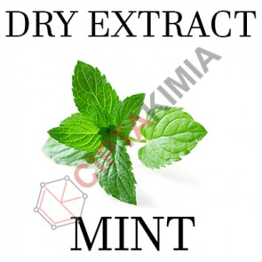Mint Dry Extract Powder
