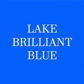 Lake Brilliant Blue C.I.42090