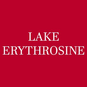 Lake Erythrosine