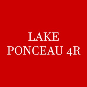 Lake Ponceau 4R Red C.I.16255