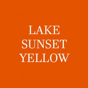 Lake Sunset Yellow