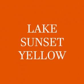 Lake Sunset Yellow